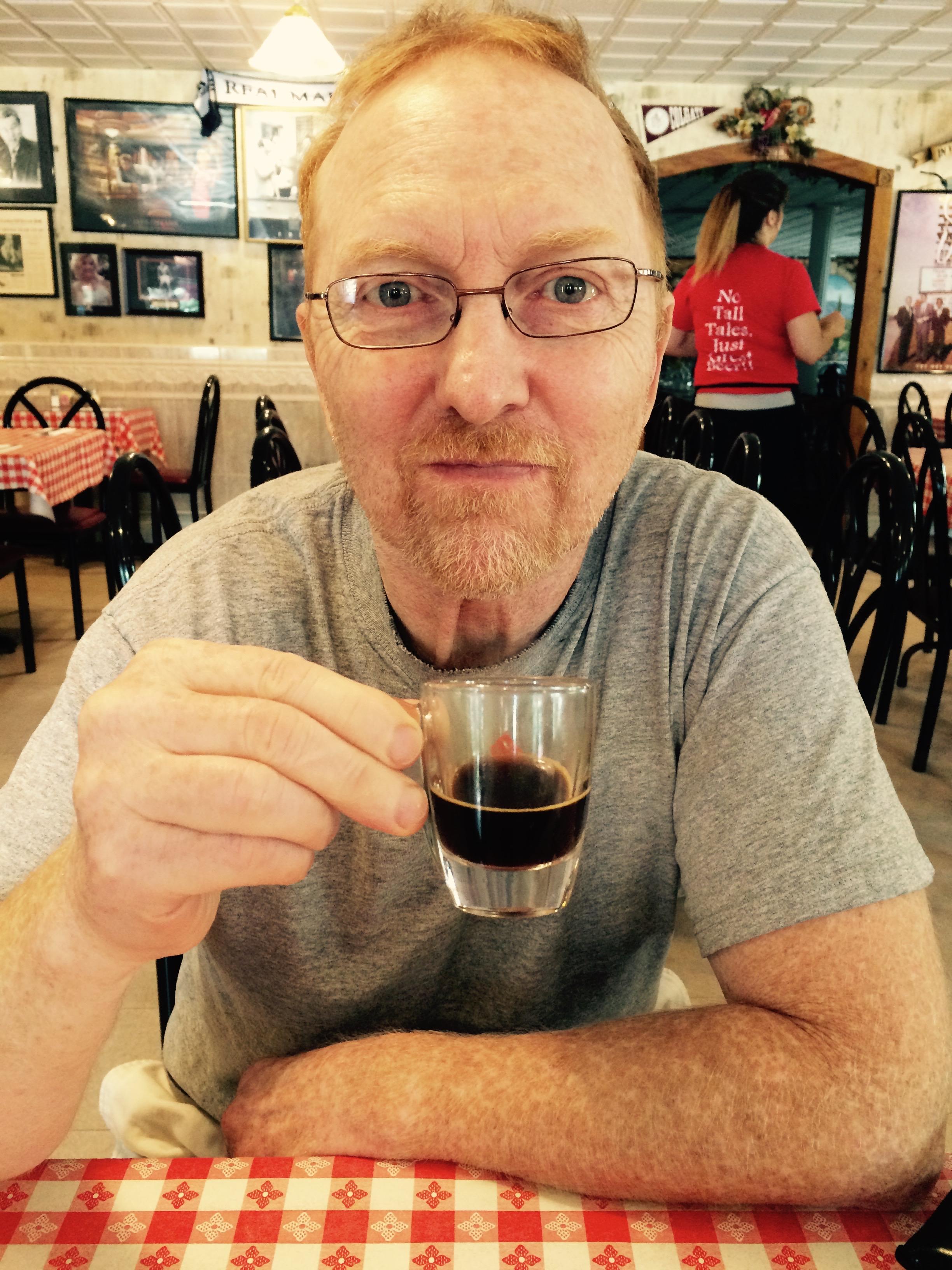 cory w coffee